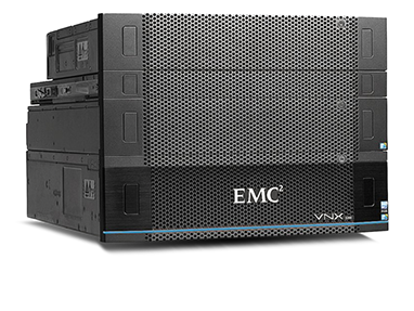 Emc Vnx 5300 360tb San Amp Nas Storage Array